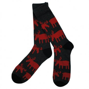 Christmas Mens Crew Socks