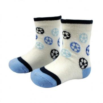 Baby Boy Cotton Pattern Socks
