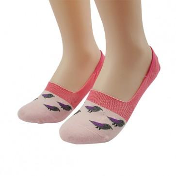 Colorful No Show Custom Socks Wholesale