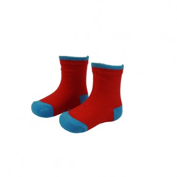 Rubber Dots on Sole Toddler Socks
