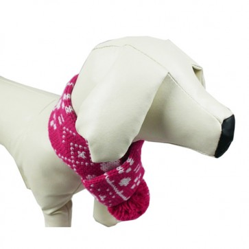 Custom Winter Wool Pets Scarf for Sale