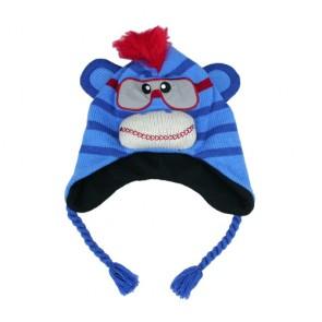 Custom  Unisex Knitted Creature Hat