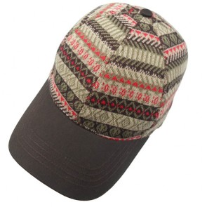 Custom Adjustable Fashion Winter Sports Baseball Cap