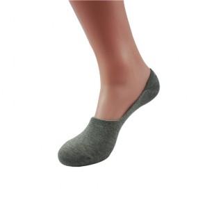 Classic Unisex Cotton No Show Socks