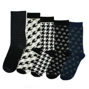 Knit Crew Men Socks Pack