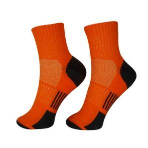 Custom Logo Men Sport Compression Socks
