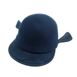 Cute Wool Fashion Winter Felt Billycock Cloche Bucket