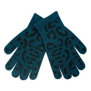Children's Warm Winter Knitted Gloves