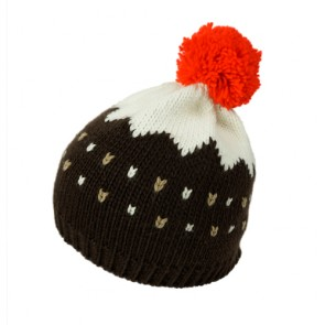 Children's Cute Christmas Soft Warm Knitted Hat