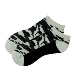 China Custom Logo Sock Manufacturer Ankle Socks