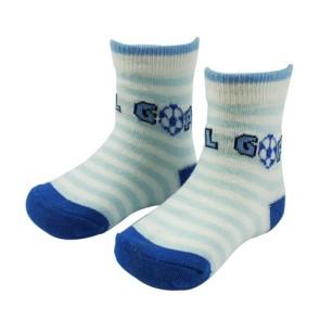Baby Boy Stripe Cotton Socks