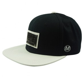 Custom Hip-hop Flat Brim Cool Simple Snapback