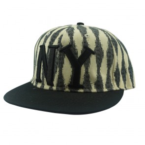 Adjustable NY Printing Snapback Hat