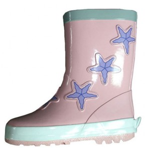 Kids Galoshes and Rain Boots with Stars