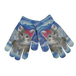 Cartoon Custom Cute Kid Gloves