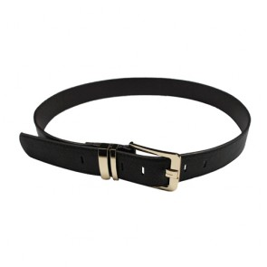 Men's Leather Dress Belt Classic Business Strap
