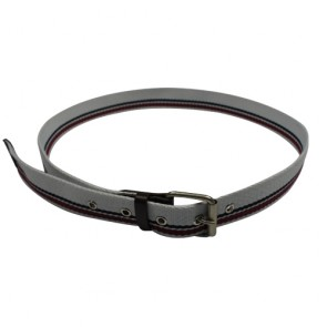 Canvas Breathable Military Tactical Men Waist Belt With Metal Buckle