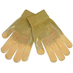 Custom Flexible Warm Sika-Deer Magic Gloves