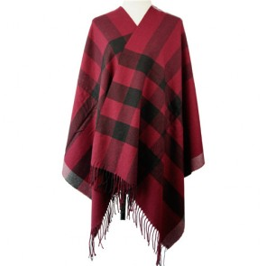 Winter Plaid Classic Scarf