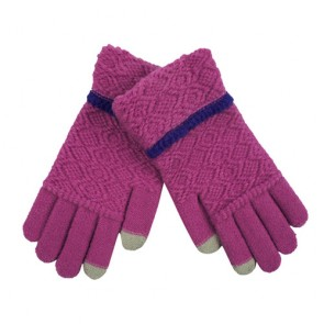 Jacqaurd Touch Screen Gloves