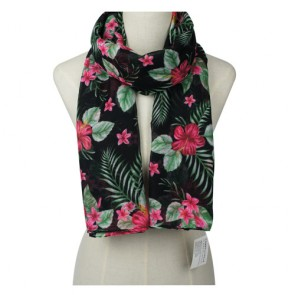 Floral Lady Scarf