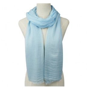 Plain Color Lady Scarf