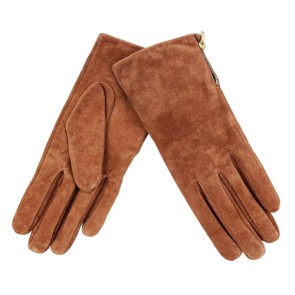 Custom Winter Warm Simple Leather Gloves