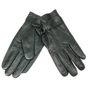 Flexible Men's Genuine Lambskin Leather Gloves