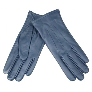 Men's Genuine Leather Warm Lined  Gloves