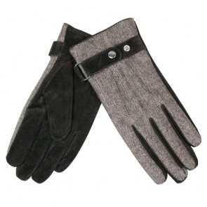 Daily Dress Men's Winter Warm Windproof Driving Gloves