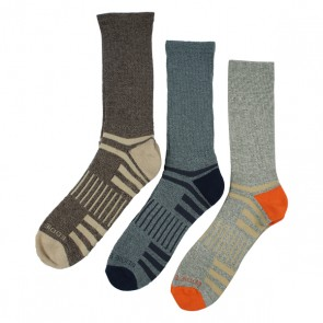 Wholesale Crew Cushion Hiking Sport Socks for Men