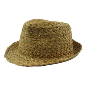 Custom Lady Handmade Straw Hat