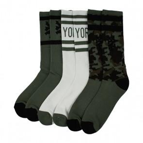 3 Pack Men Sport Socks