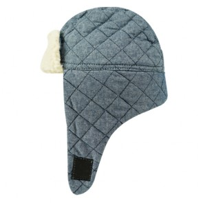 Children's Winter Warm Fleece Lining Trapper Hat