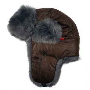 Unisex Winter Hunting Wool Trapper Hats