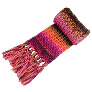 Thick Warm Knitted Muffler