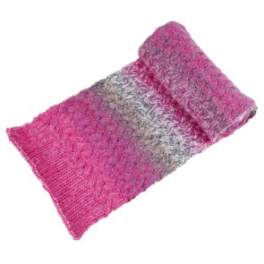 Thick Acrylic Knitted Scarf